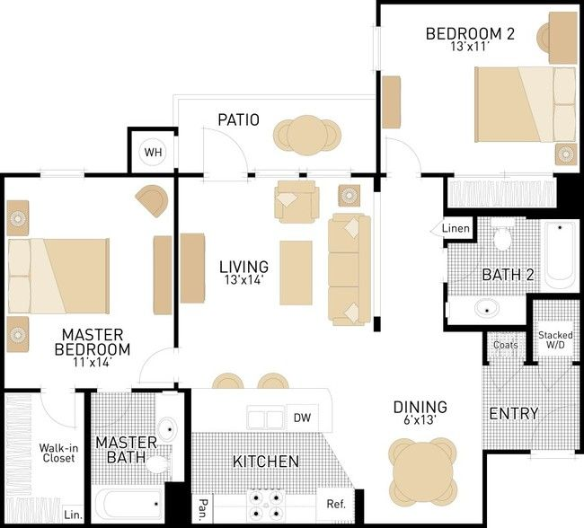See all available apartments for rent at Esperanza Apartment Homes in Irvine, CA. Esperanza Apartment Homes has rental units ranging from 638-1116 sq ft starting at $1780.