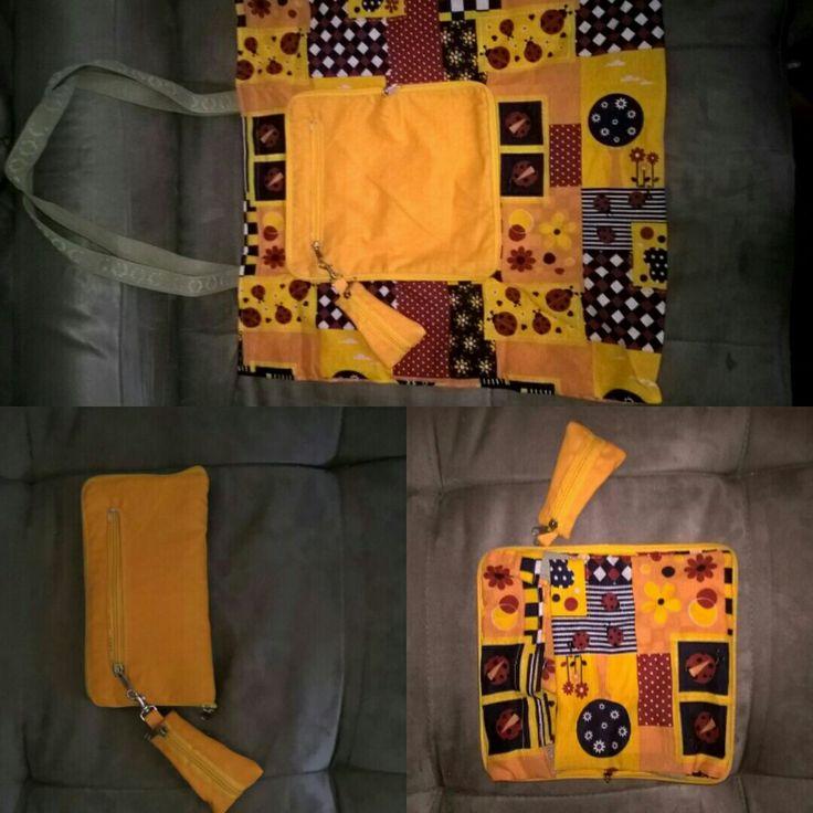 Carteira sacola