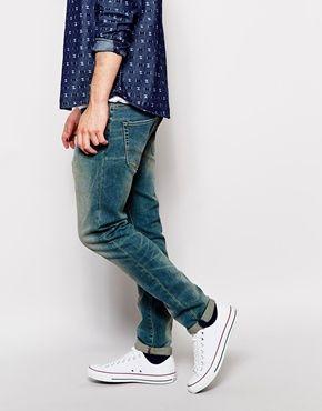 Enlarge Levi's Jeans 520 Mid Mod