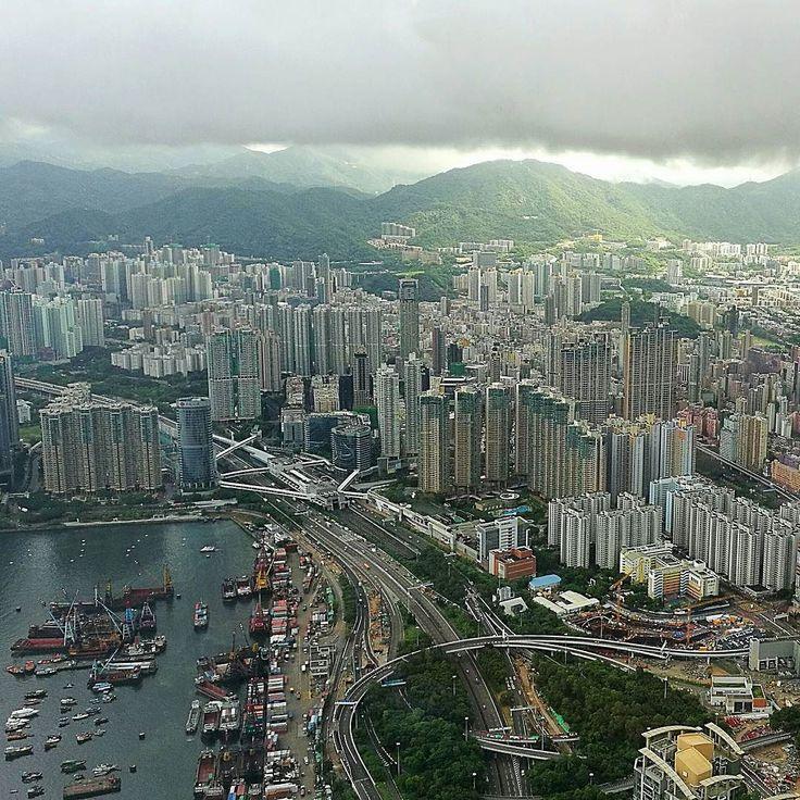 Good morning Hong Kong!  #HongKongFromAbove #RCMemories