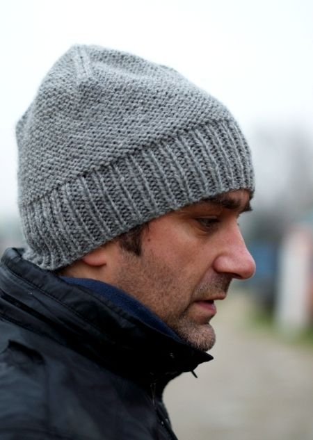 Woolly Wormhead - Chunkeanie - free men's beanie hat knitting pattern