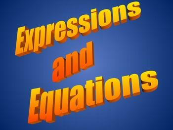 EXPRESSIONS & EQUATIONS FRAYER MODEL VOCABULARY (Vocabulary they will LIKE and USE) - This vocabulary model gives a definition, characteristics, example and non-example for each word. This set of 11 words contains:  Commutative Property, Associative Property, Distributive Property, Identity Property, Additive Inverse, Multiplicative Inverse, Rational Number, Algebraic Expression, Term, Coefficient, and Constant.This zip file contains a PowerPoint Show (.ppsx) and a PDF of each slide.