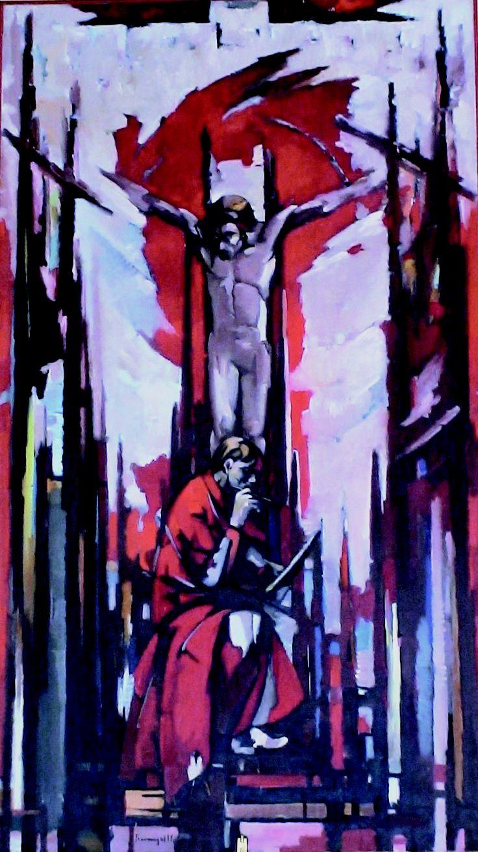 Cristo e San Marco