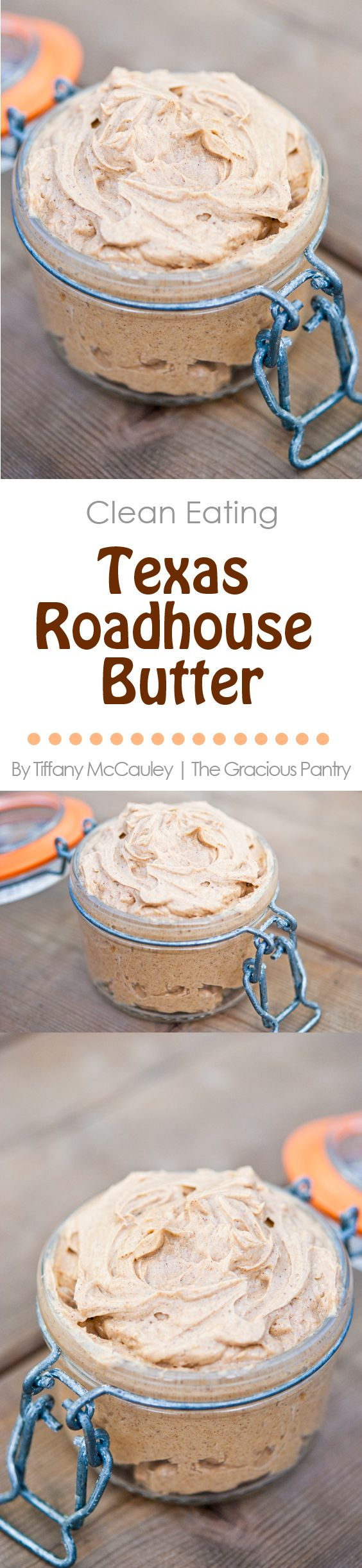 This sweet, delicious butter spread is the perfect sweet topping for toast, waffles, french toast or even pancakes! Pssst.... makes a great gift too!