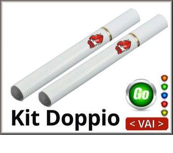 Scegli la qualità dei ns. kit doppi di #sigarettaelettronica con #sconti , #promozioni e #saldi fino 80%. Per te tante #offerte convenienti!