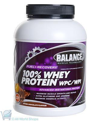 100% Whey Protein - 1.5kg Powder | Shop New Zealand NZ$ 113.90