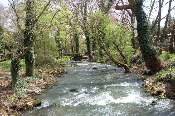Ποταμός Αγγίτης, Aggitis River, Drama city