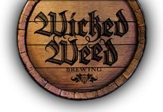 "♥ Wicked Weed Brewing - a great  Brewery/Restaurant in Asheville ... in a two-level building, next to the Orange Peel music club on Biltmore Ave. in downtown. Already producing great brews with a current focus on West Coast and Belgian style beers. Named ""wicked weed"" after a quote said to have been made by the English King Henry VIII in 1519, that ""Hops are a wicked and pernicious weed."""