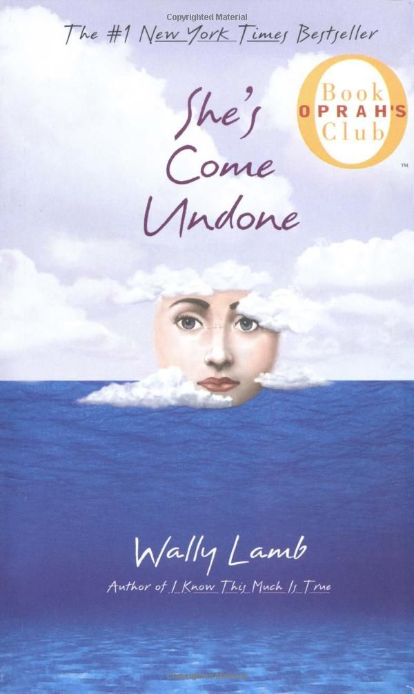 Amazon.com: She's Come Undone (Oprah's Book Club) (9780671021009): Wally Lamb: Books
