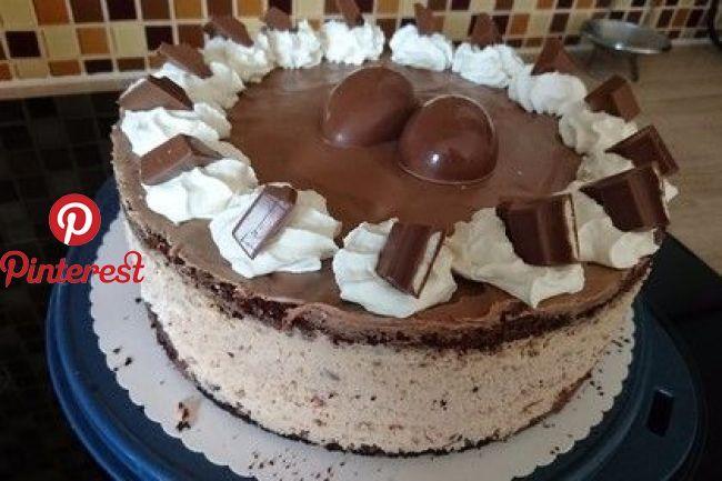 Kinderschokolade Torte Kinderschokolade Torte Ein Leckeres Rezept Mit Bild Aus Der Kinderschokoladen Torte Rezept Kinderschokoladen Kuchen Torte Ohne Backen