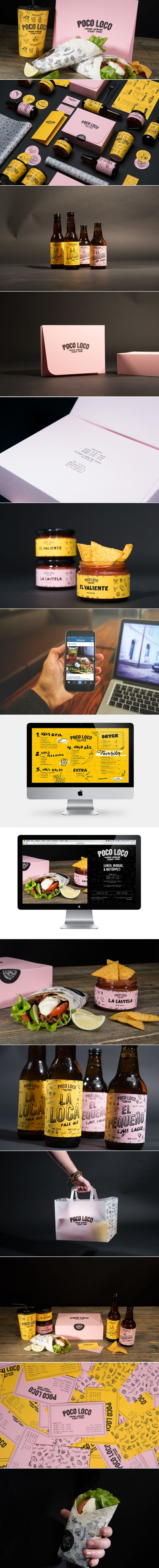 Poco Loco — The Dieline | Packaging & Branding Design & Innovation News