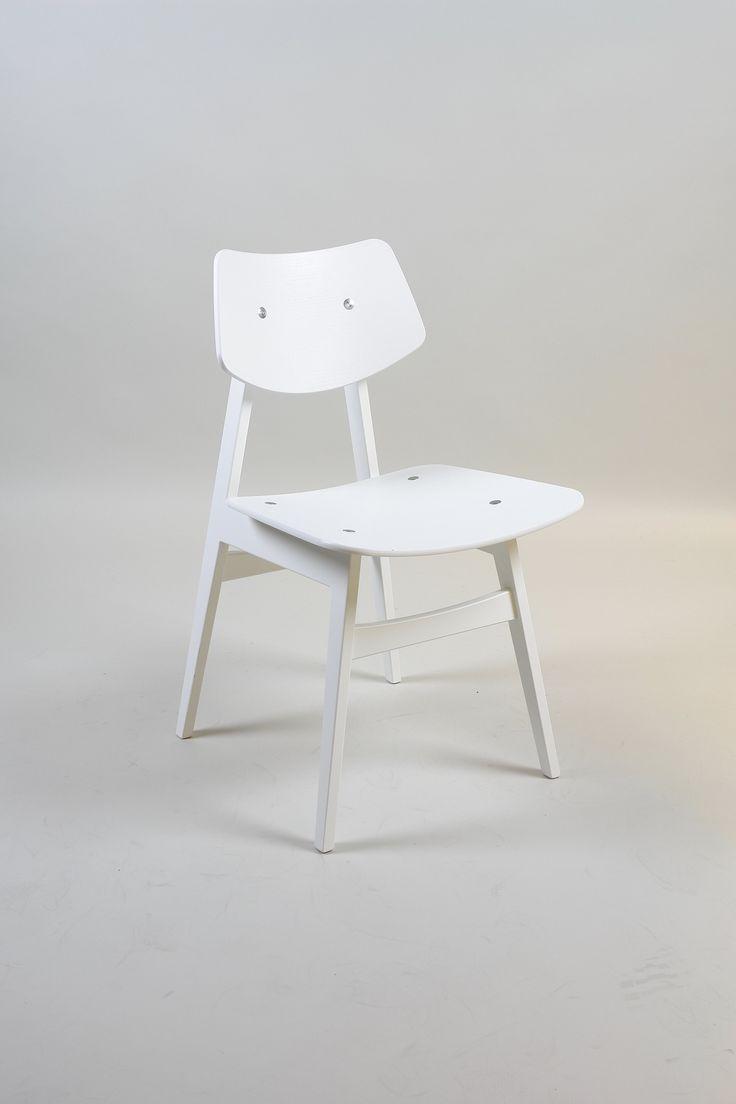 1960 Chair white (N1)