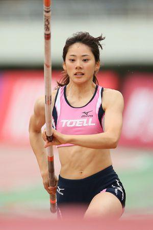 【今野美穂】~陸上日本選手権2013