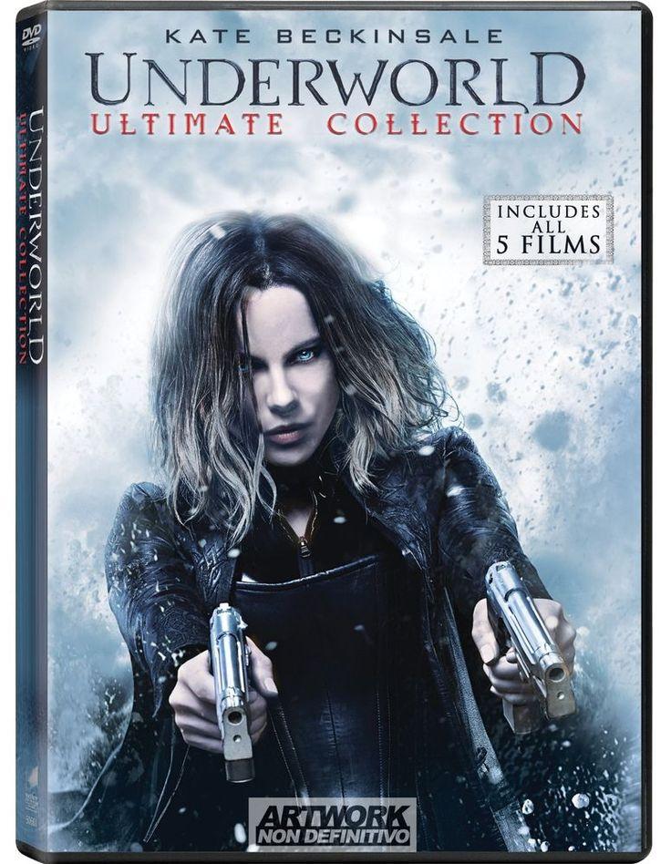 Underworld Collection (5 Dvd) (DVD Nuovo)