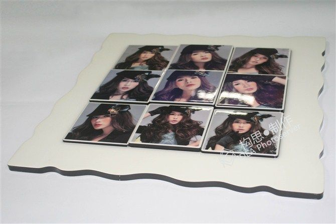 Korea Crystal Photo Frame 2