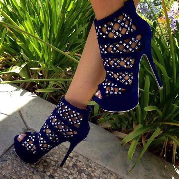 Fashion high heel #shoes