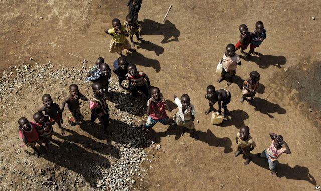 Children bearing the brunt of South Sudan refugee crisis