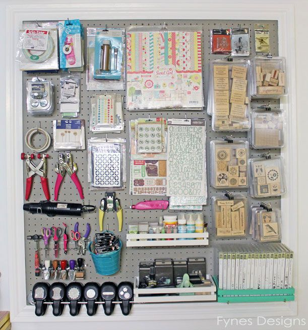 Craft Room Organizing Ideas Part 86