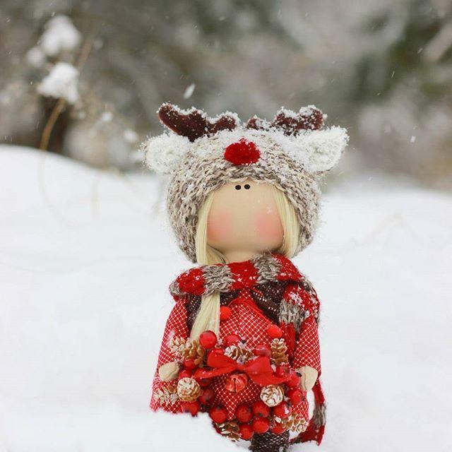 Всем полюбившим моих оленюшек, посвящается -лосюня❤ Девочка продается❤ #планетакукол#best_dolls