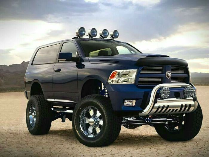 2016 dodge ram charger - 2016 Dodge Ram 2500 Lifted