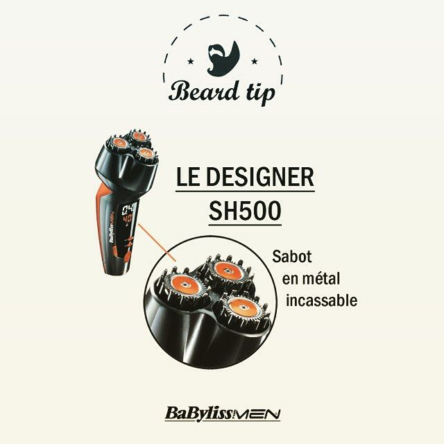 La nouvelle tondeuse barbe Le Designer SH500E est munie d'un sabot en métal résistant et incassable  #style #beardgrooming #hommeabarbe #styles #mensgrooming #menstyles #beardgang #haircut #barberlife #barber #bigbeard #corps #instabeard #body #hairstyle #menwithbeard #getbearded #beardofinstagram #beardlover #barbe #beardlife #barbergrade #mensessentials #trimmer #beardagram #cut #menandtheirbeards #babylissformen by babyliss_for_men