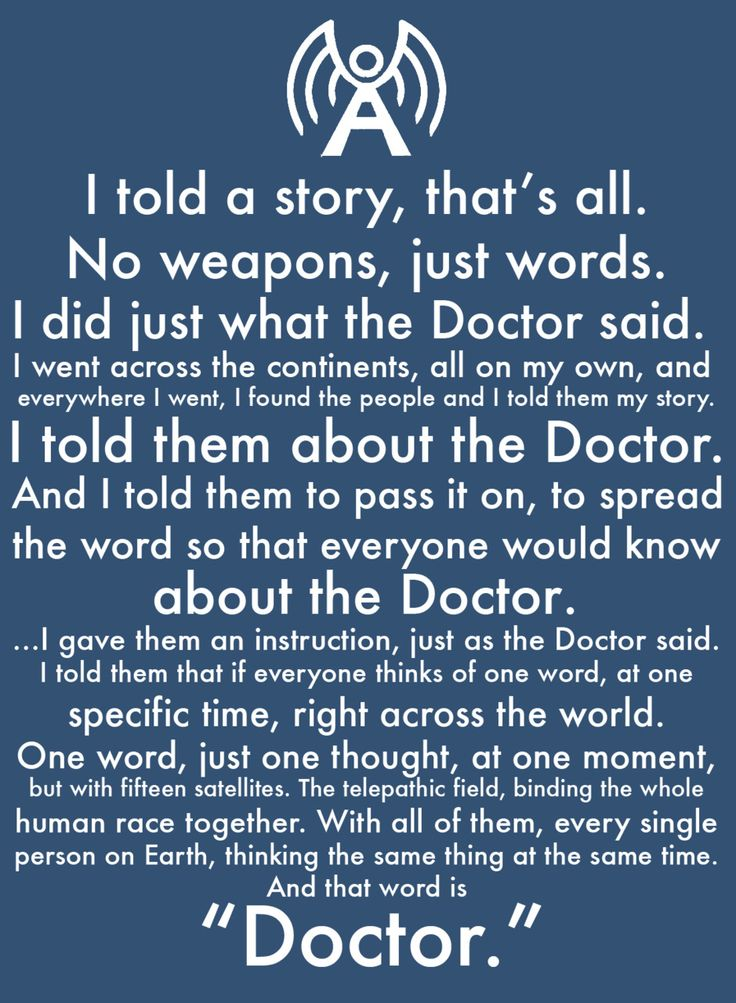 """I can't be the only one who spent this entire part either chanting, """"Doctor, Doctor, Doctor"""" with the rest of the Whoniverse or clapping my hands going, """"I DO believe in fairies, I DO, I DO!"""""""
