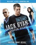 Jack Ryan: Shadow Recruit [2 Discs] [Includes Digital Copy] [Blu-ray/DVD] [Eng/Fre/Spa] [2014]