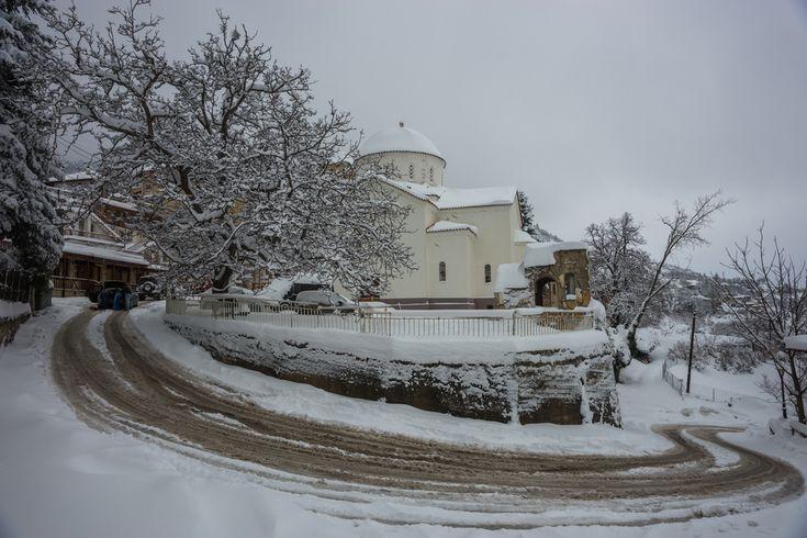 VISIT GREECE| #Trikala #Korinthias #Peloponnesse #VisitGreece