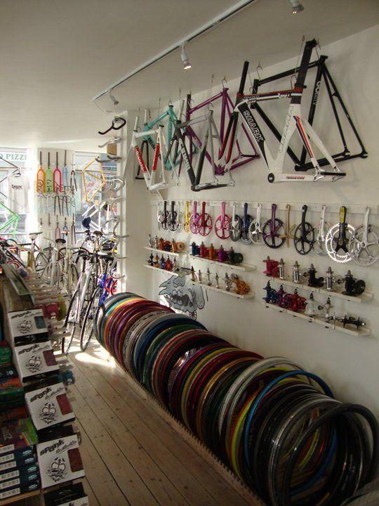 Track Bike Shop