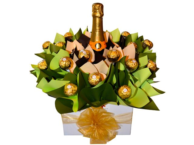 French Veuve, Chocolate Bouquet