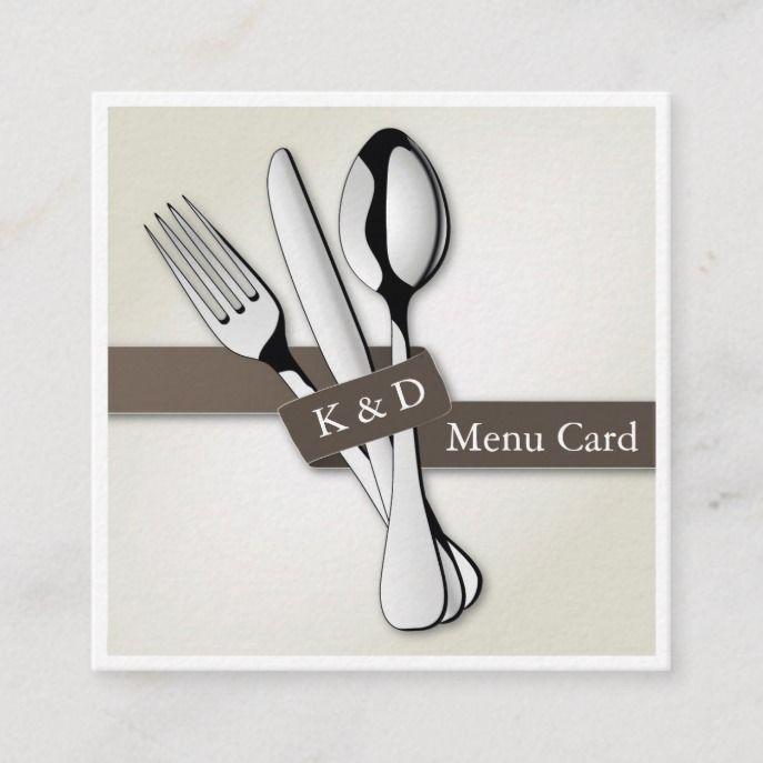 Menu/Attending Card for RSVP | Zazzle.com