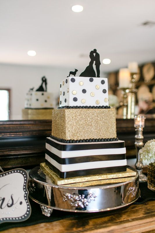 Nicole Jason S Awesome Wedding Cake Photo By Leah Marie Photography Http