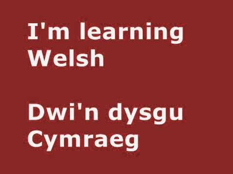 Learn Welsh Language Courses, Residential, Intensive