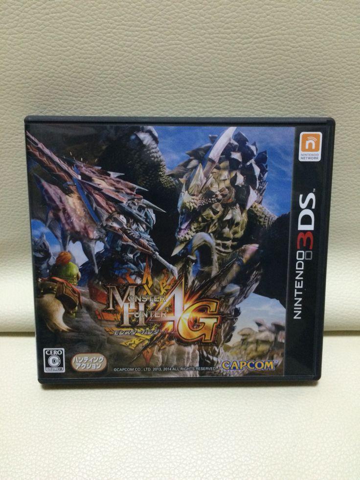 モンスターハンター4G (Monster Hunter 4G)