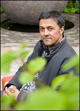 Cleve West.  Garden Designer - this year's winner for Best in Show Garden at The RHS Chelsea Flower Show