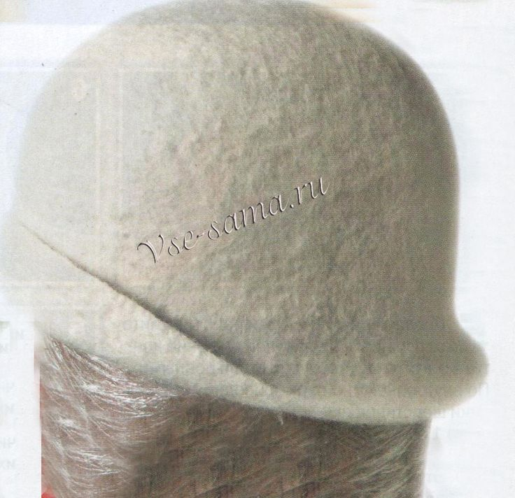 Шляпка-клош, фото