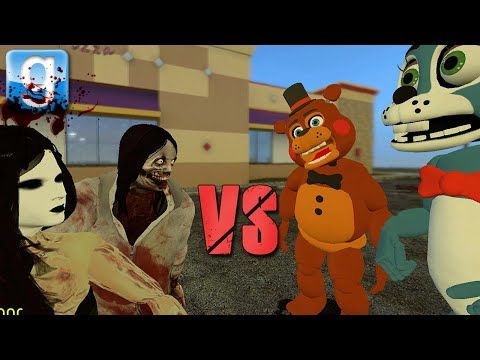 ▶ PUPPET MASTER vs SECURITY GUARD   Gmod Sandbox Mini-Game w/ MrWilliamo - YouTube