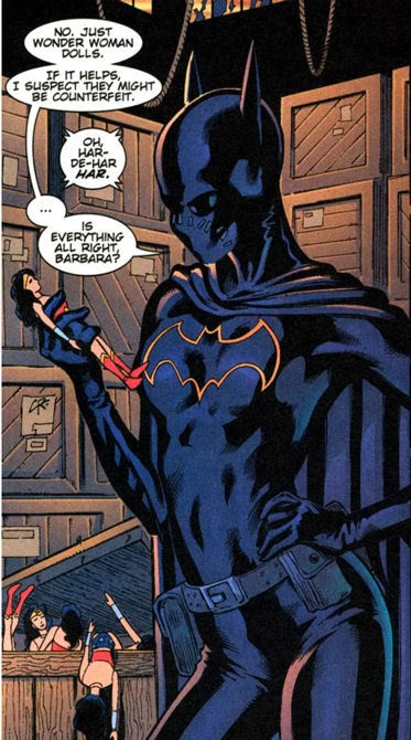 Image of Cassandra Cain (Batgirl) - Comic Vine