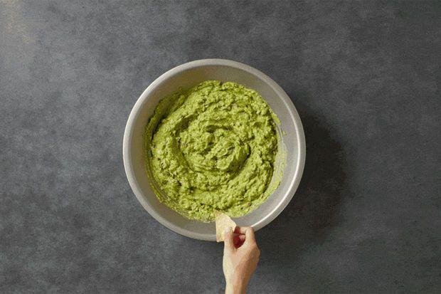 Het recept voor de (wereldberoemde) guacamole van restaurantketen Chipotle