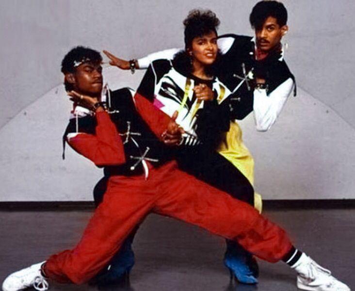 Quot Breakin Quot Dancers Shabba Doo And Boogaloo Shrimp I