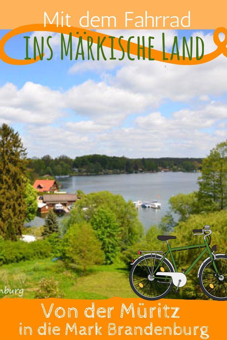 Die Zechliner Seen Gehoren Schon Zu Brandenburg Und Sind Doch Nur