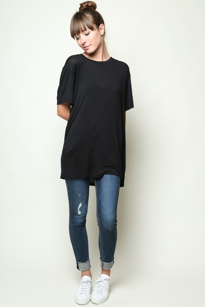 Brandy ♥ Melville | Kolfinna Top - Clothing