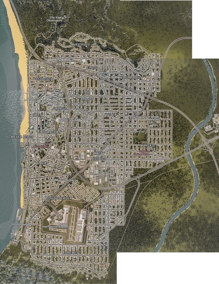 Best 163 cities skylines inspiration ideas on pinterest city of berger ca city skylinesmapscitiescitycards gumiabroncs Gallery