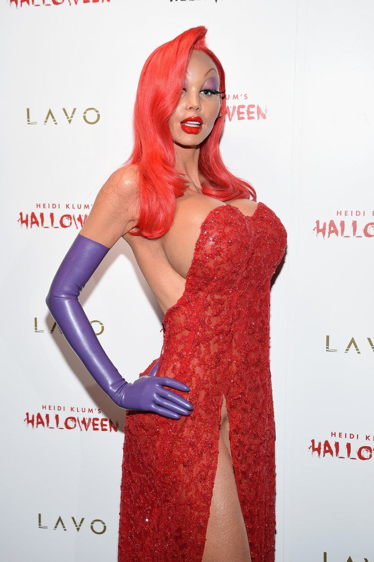 Pin for Later: All the Best Looks From Heidi Klum's Annual Halloween Bash Heidi Klum