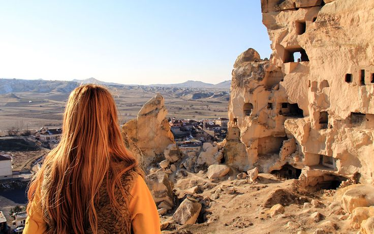 Çavuşin, Kapadokya