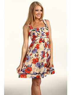It's blistering hot here in NYC. I need some light little sundresses like this