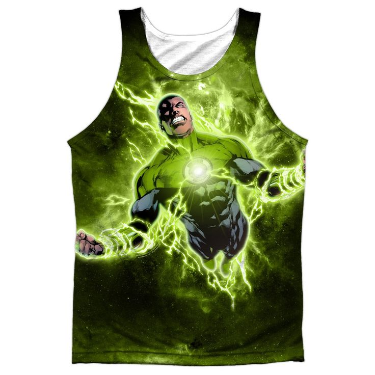 "Checkout our #LicensedGear products FREE SHIPPING + 10% OFF Coupon Code ""Official"" Green Lantern/inner Strength -adult 100% Poly Tank T- Shirt - Green Lantern/inner Strength -adult 100% Poly Tank T- Shirt - Price: $24.99. Buy now at https://officiallylicensedgear.com/green-lantern-inner-strength-adult-100-poly-tank-shirt-licensed"