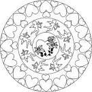mandala kleurplaten - Google Afbeeldingen zoeken