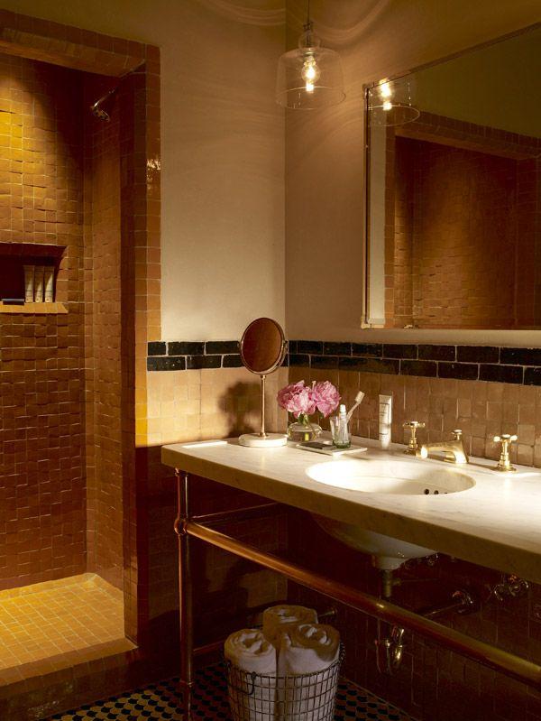 Robert de Niro's The Greenwich Hotel, Tribeca, New York City