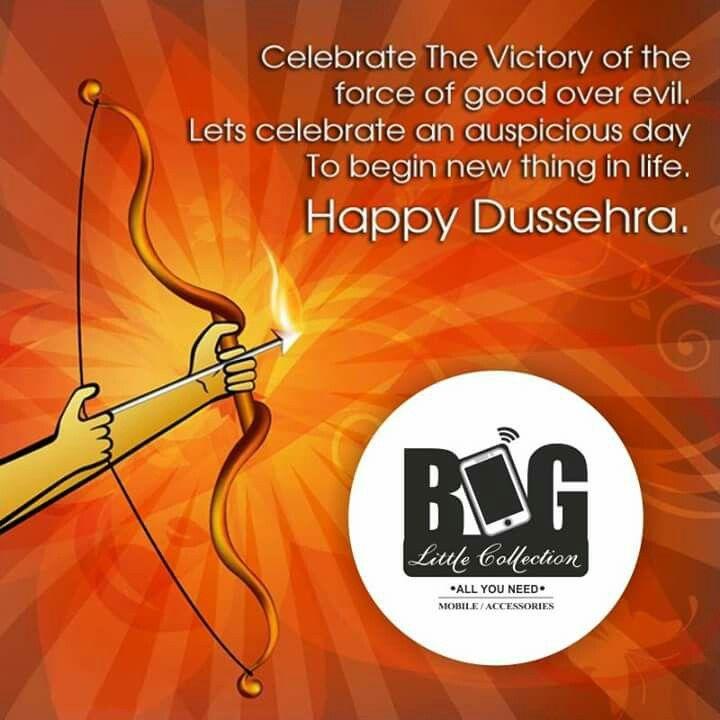 Wishing one and all a very Happy Dussehra  #biglittlecollection #panjim #18JuneRoad #Goa  #Mostpowerful #smartestphone #smartphone #BestStoreInGoa #AndriodPhone